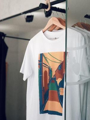 Como as camisetas criativas fazem a diferença no visual