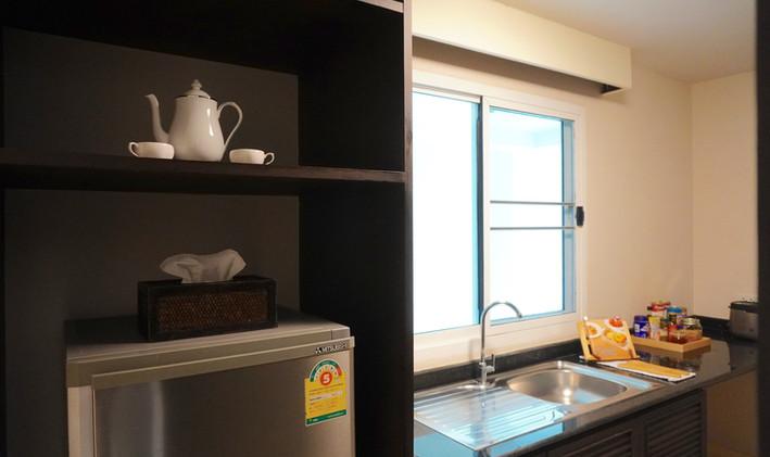 ห้องสตูดิโอขนาดใหญ่ มีห้องครัว (34 ตรม.)