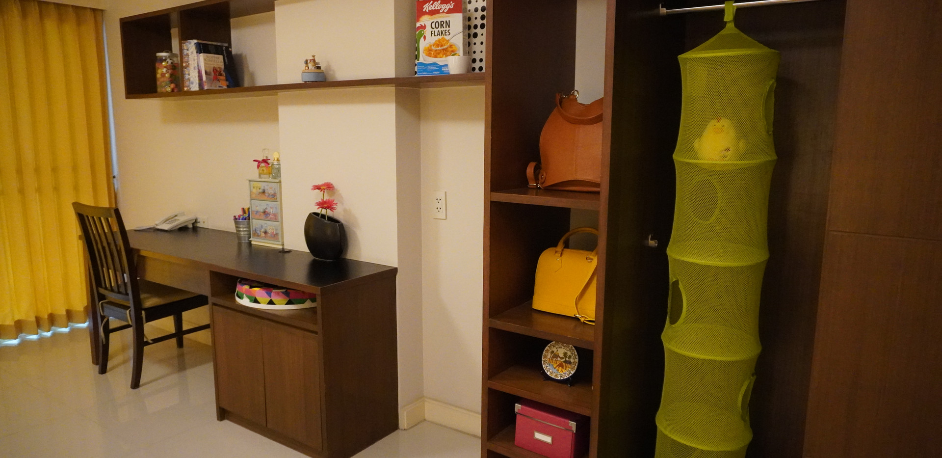 ห้องสตูดิโอขนาดกลาง (25 ตรม.)