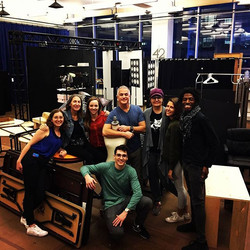 The most amazing team of Broadway stage