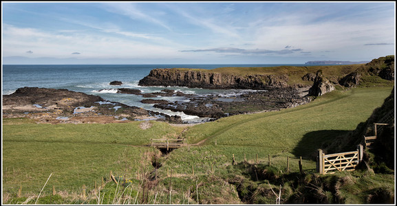 'Coastal View' by Ray Burbage, Ballymoney Amateur Photographic Club