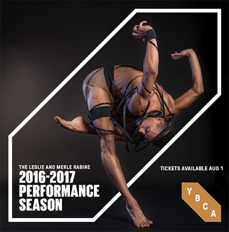2016-17 YBCA Performance Season