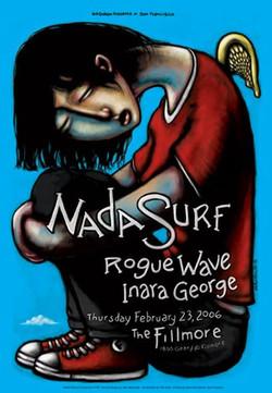 Nada Surf - Fillmore
