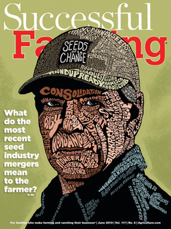 Cover Successful Farming.-June 2019