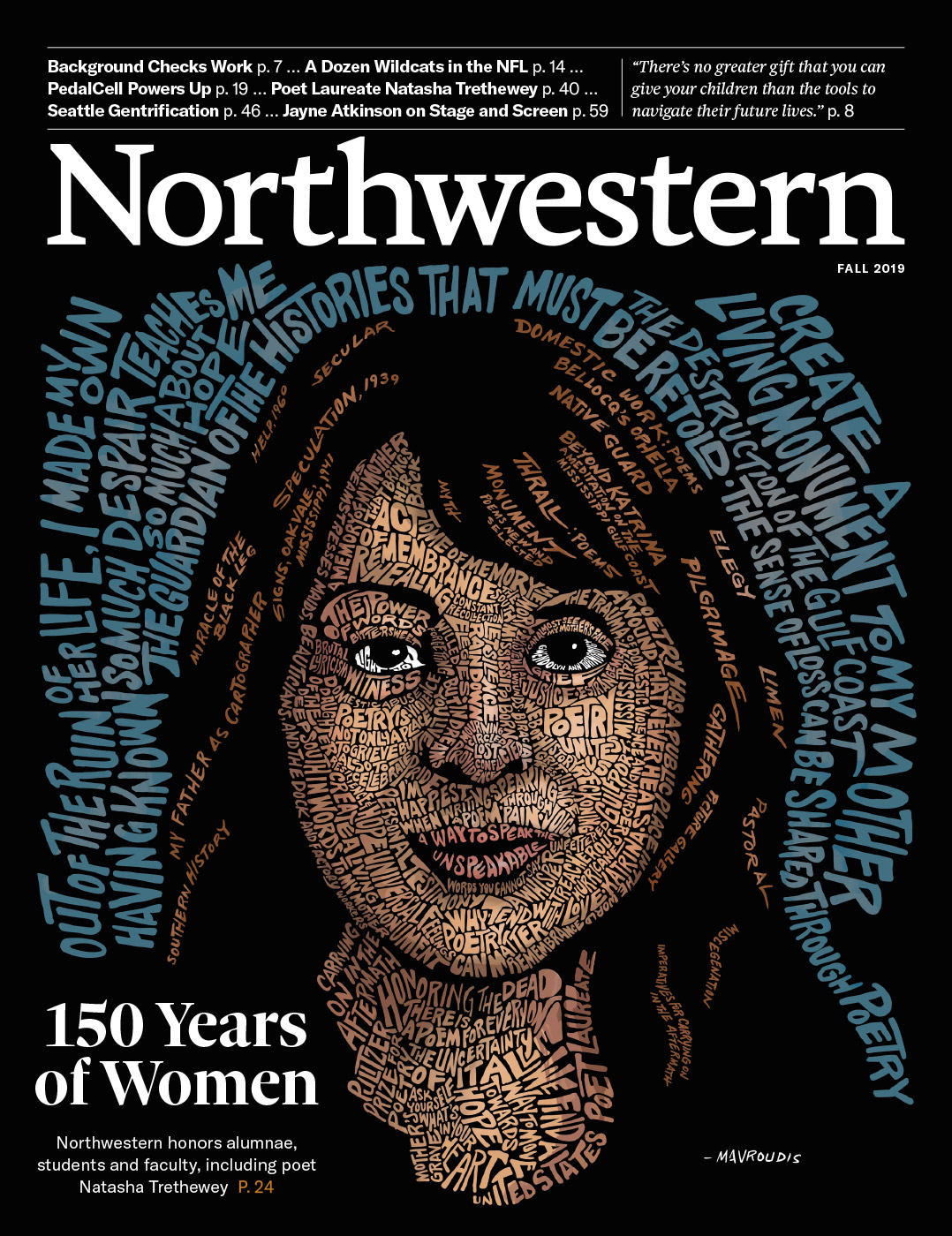 Northwestern Magazine - Winter 2019