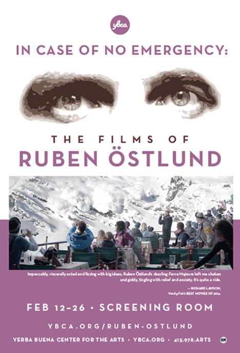 Ruben Östlund poster
