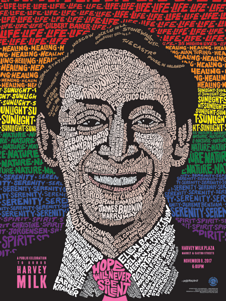 HARVEY MILK Hope Is Never Silent
