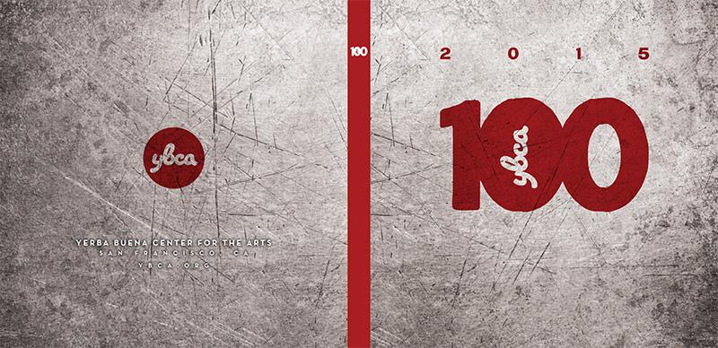 YBCA100 Book Cover