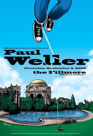 Paul Weller - Fillmore