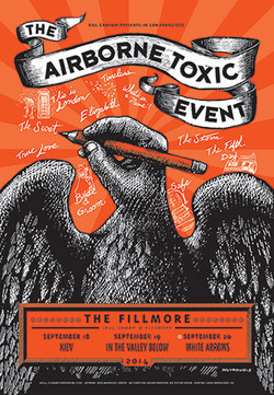 The Airborne Toxic Event - Day 3