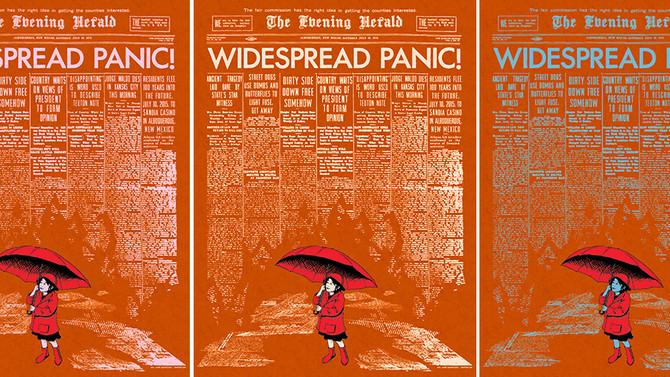 PRINT RELEASE: Widespread Panic Variants