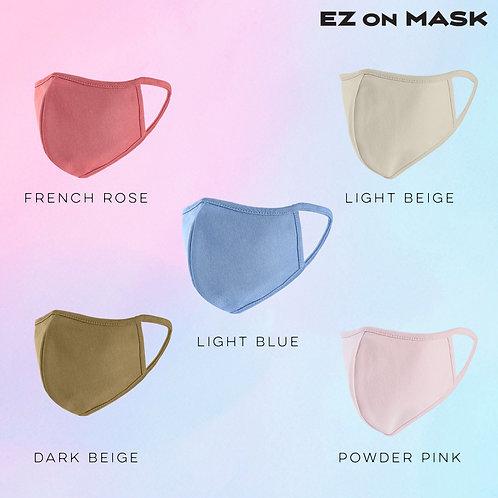 Pastel Colors Mix! 5-Pack!