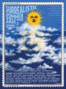 Surrealistic Summer Solstice Jam 2
