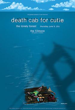 Death Cab For Cutie - Fillmore