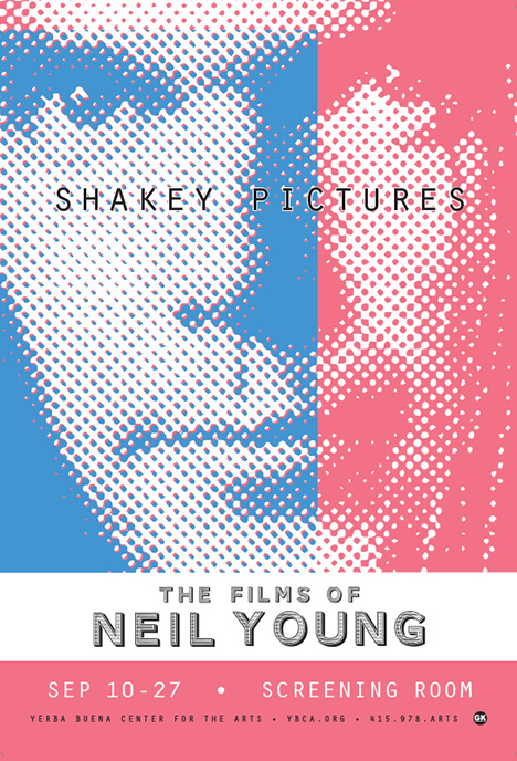 Shakey Pictures Film Poster