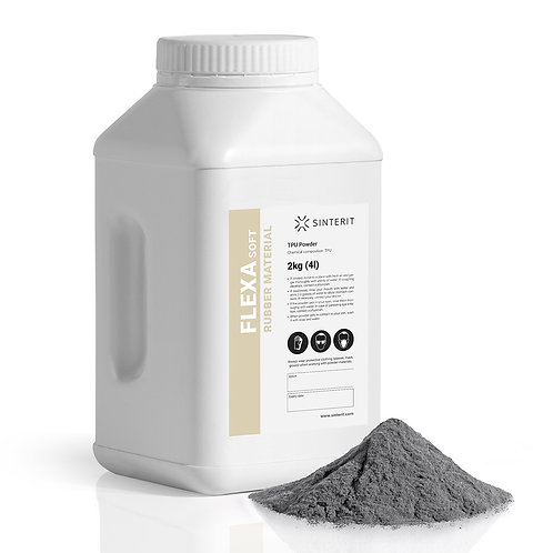 Sinterit FLEXA Soft Powder