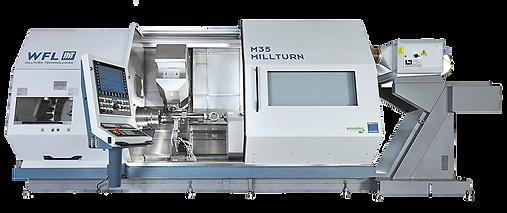 WFL M35 Millturn