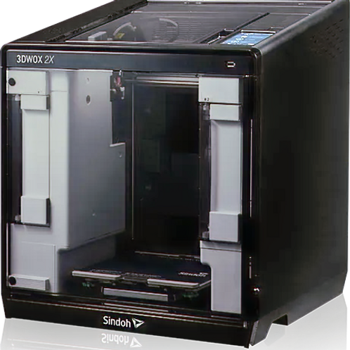 Sindoh 3DWOX 2X 3D Printer Front View