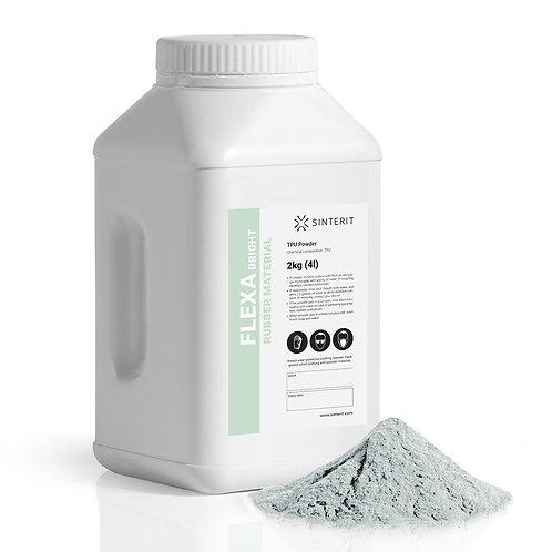 Sinterit FLEXA Bright Powder Front