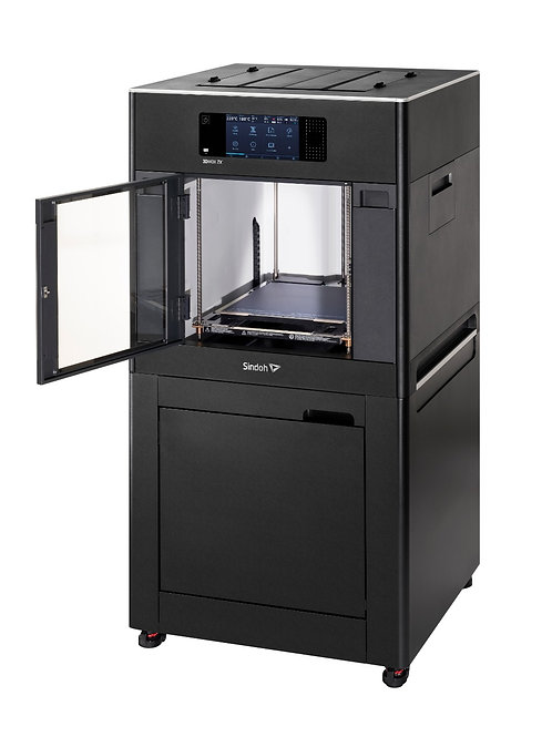 SINDOH 3DWOX 7X FFF 3D PRINTER FRONT OPEN