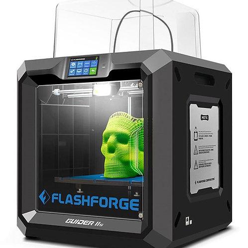FLASHFORGE GUIDER2S FFF 3D PRINTER