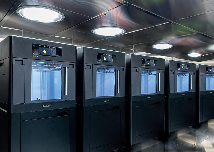 Sindoh X7 3D printer