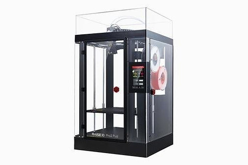 Raise3d Pro2 Plus 3D Printer Front