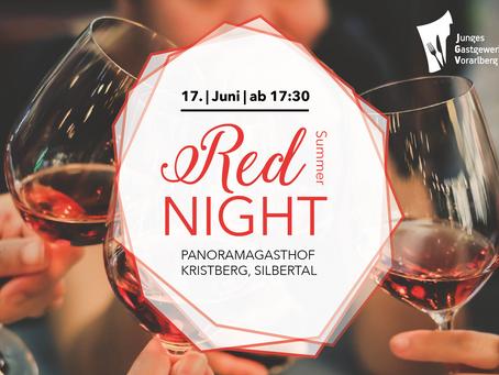 Red Summer Night 2019