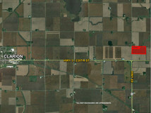 *POSTPONED UNTIL MONDAY!* WRIGHT COUNTY: 84 ACRES M/L