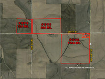 MARSHALL COUNTY: 155 ACRES M/L