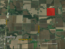 PRICE REDUCED! FRANKLIN COUNTY: 160 ACRES M/L