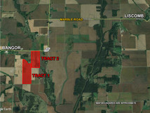 MARSHALL COUNTY: 187 ACRES M/L
