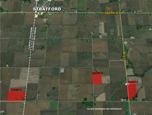 HAMILTON & WEBSTER COUNTIES: 173 ACRES M/L