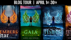 Wings of War Blog Tour!