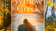 Happy Publishing Day Willow Creek!