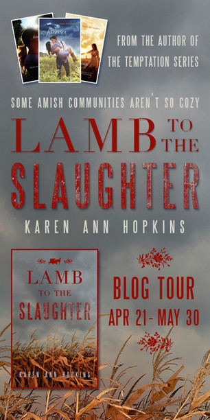 Lamb to the Slaughter's Upcoming Blog Tour!