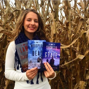 Serenity's Plain Secrets is a great series for Fall reading!