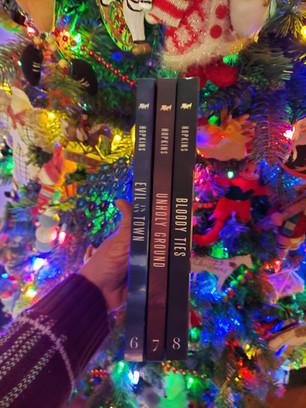 Tis the season for binge reading!