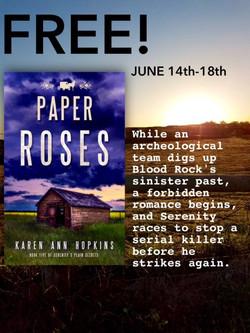 Paper Roses Sale Good
