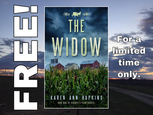 The Widow is FREE for a ltd. time!