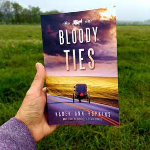 Bloody Ties is FREE for a limited time!