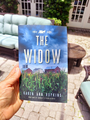 90% Rave Reviews For The Widow!