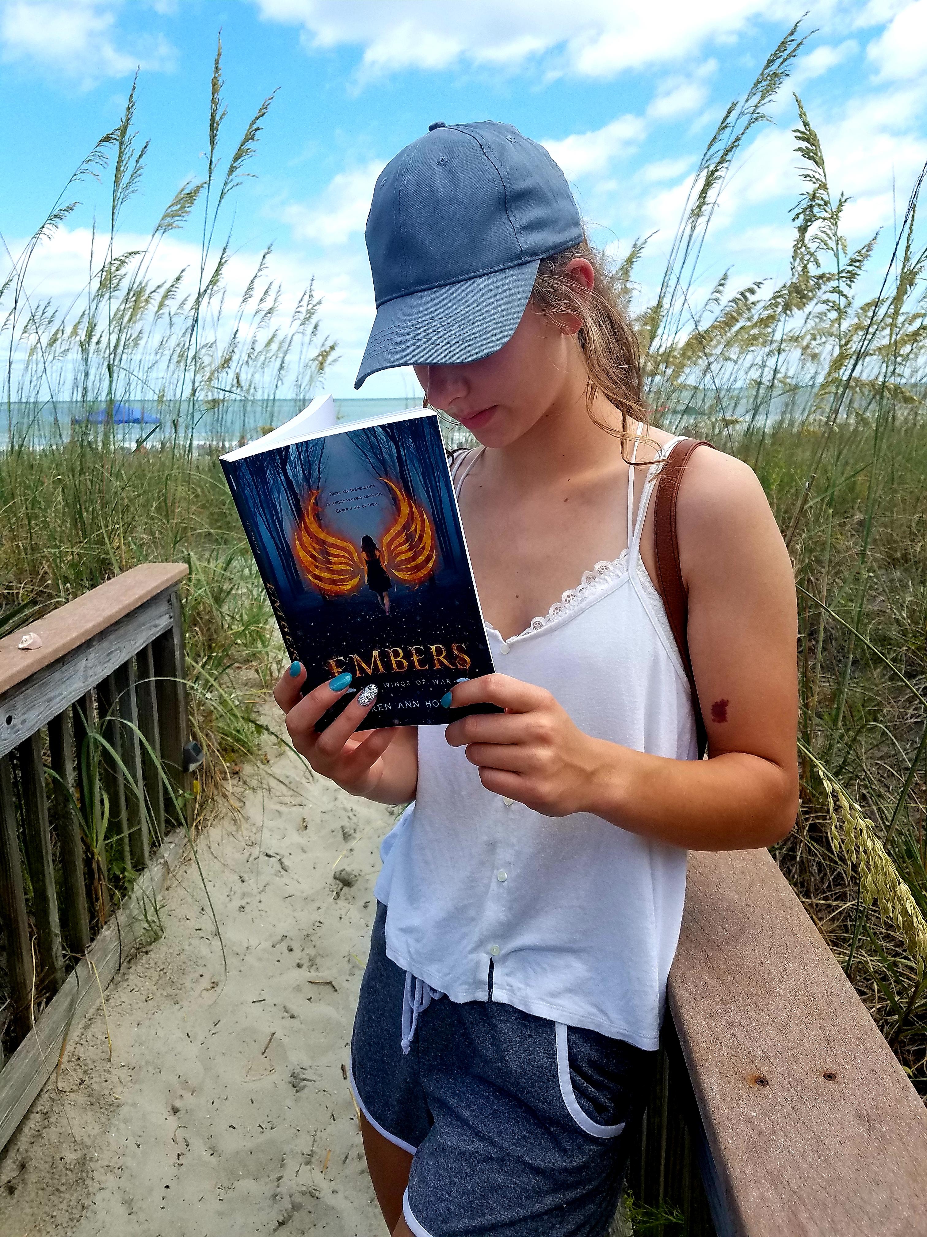 Embers Beach Lily