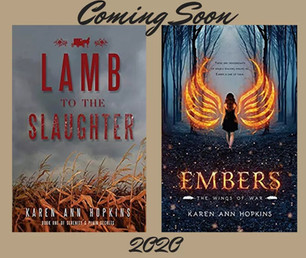 Hope Edizioni announces the Italian releases of Lamb to the Slaughter & Embers!