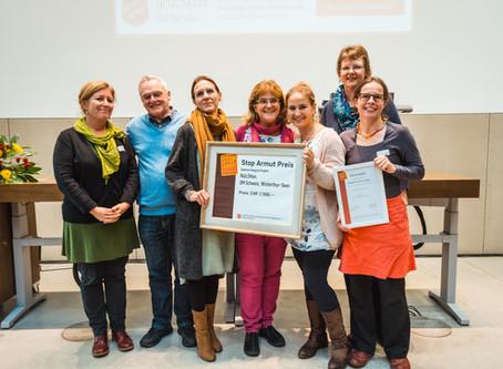 Na(c)hbararbeit erhielt StopArmut Preis 2016