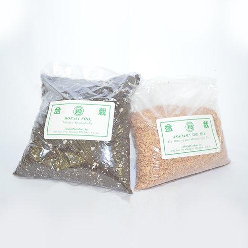 Bonsai Soil Combo