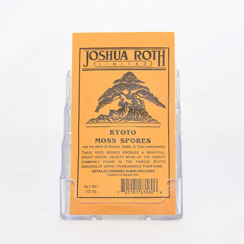 Moss Spores (Joshua Roth)