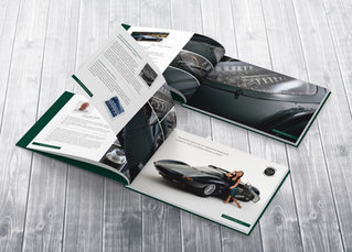 Brochure Design by Proteus Print