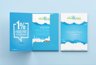 Presentation Folders - Design & Print