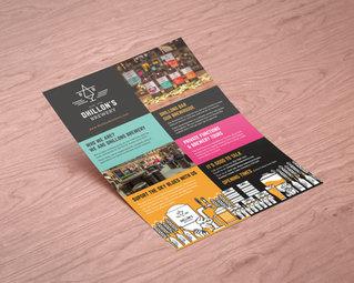Great Leaflets - Get you noticed!